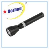 Tocha brilhante do feixe da venda por atacado da lanterna elétrica recarregável do diodo emissor de luz da escala longa 3W