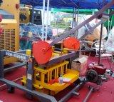 Vergasermotor-mobile Block-Maschine (QM4-45)