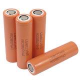 Eタバコのための18650の李イオン再充電可能な円柱電池