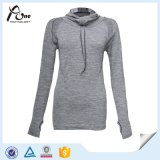Woman를 위한 도매 Heated Seamless Sports Hoodies