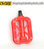Qualtyよい二重カラープラスチック自転車のペダル