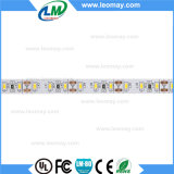 luz de tira 120LED/M flexível do diodo emissor de luz 85-90CRI 3014 (LM3014-WN120-G)
