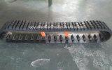 Het RubberSpoor van Terex PT30