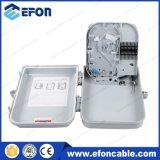 1X8 PLC 쪼개는 도구 1X16 PLC 쪼개는 도구 FTTH 광섬유 끝 울안 상자 (FDB-016D)