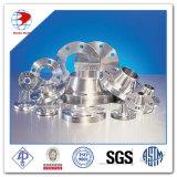 Flange inoxidável frente e verso B16.5 do Bw de ASTM A182 F51/F53/F55/F60 Wn