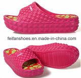 Тапочки женщин толщиного способа сандалий пляжа массажа Flop Flip ЕВА крытые