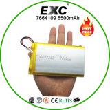 7664109 Li-Po перезаряжаемые батарея полимера батареи 3.7V