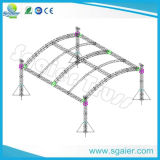 Lighting와 Speakers를 위한 Pagoda Roof Truss Tower Truss
