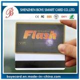 Smart card lustroso da alta qualidade com listra magnética