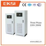 inversor solar trifásico de 220V 20kVA para del sistema de red