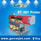 "Garros 1800mm 74 "" 두 배 Dx5 Printheads 디지털 승화 직물 인쇄 기계"