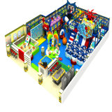 Playground dell'interno Type e Soft Padded Foam Play Equipment