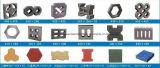 Cours de machine de fabrication de brique de saleté de cendres volantes à vendre Blo