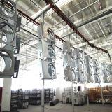 يستطيع صنع وفقا لطلب الزّبون يرشّ آلة لأنّ معدن صناعيّ