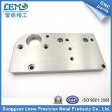Parti di CNC del fornitore della Cina fatte di alluminio con il brillamento di sabbia