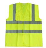Тельняшка безопасности высокого Workwear видимости отражательная