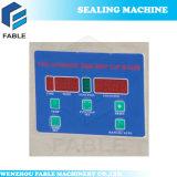 De Verzegelende Machine van de Kop van de Thee van de Bel van het Roestvrij staal van het Comité van de aanraking (FB480)