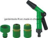 Arma de aerosol de agua de la boquilla de aerosol de la irrigación de regadera de la herramienta de mano del jardín