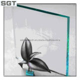 Verre trempé en verre trempé de 2 mm à 10 mm pour décoration