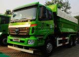 De Vrachtwagen van de Kipper van Auman Etx van Foton 6X4/de Vrachtwagen van de Stortplaats