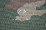 2PU Coated를 가진 1050d Nylon Cordura Camouflage Bullet Proof Vest Fabric