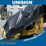 Anti-UV, PVC impermeável encerado revestido para tampas