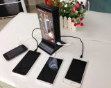 Nouveau Customized Large Capacity Coffee&Restaurant Advertizing Mobile Charger 20800 heure-milliampère