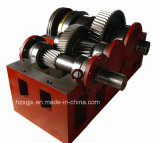 Boîte de vitesse en plastique Simple-Scew d'extrudeuse (ZLYJ420-16)