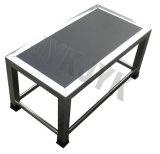 二重ステップのステンレス鋼のFootstool