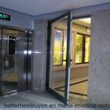 オフィスのための最も売れ行きの良い振動または開き窓のアルミニウムドアを使用して
