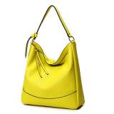 Borsa di cuoio del sacchetto di Tote della signora Woman Casual Big dello stilista dell'unità di elaborazione