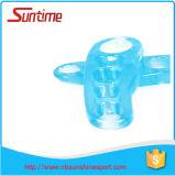 La civière de tep de correcteur de hallux valgus de cinq tep, gel de silicium botte des séparateurs avec la pointe du pied, séparateur de civière de tep, séparateurs de tep
