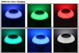 Música popular da lâmpada E27 da esfera do diodo emissor de luz do altofalante de Bluetooth que joga com de controle remoto