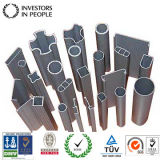 Perfis de alumínio/de alumínio da extrusão para instrumentos do edifício de corpo