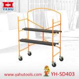 Mini andaime de aço Foldable móvel (YH-SD403)