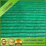 80%のレートの深緑色の平らな陰のネット