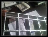 Râpage d'acier inoxydable d'OIN 9001