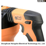 Drahtloses Hammer Drill mit 4ah Li-Ion Battery für Decoration Tool (NZ80)