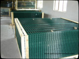 ISO9001 ISO14001およびTUVの証明(工場)のGalvaized/PVCによって塗られる溶接された金網