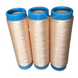 Poliestere Air Covered Yarn 40d+100d Complexion/Skin Color