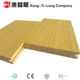 Suelo flotante de bambú de la alta calidad T&G