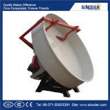Granulatore della vaschetta di processo di produzione del fertilizzante/macchina laminatoio della pallina