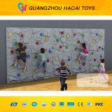 遊園地(HT-013)のための壁に上っているAttarctedの子供