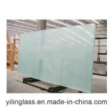 Solid Milk White Translucent를 가진 큰 Size Laminated Sandwich Glass