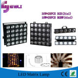 25PCS*10With30W LED Matrix-Quadrat-Stadiums-Beleuchtung für Disco (HL-022)