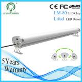 Luces 2016 de la Tri-Prueba LED del tubo IP65 de la Tri-Prueba LED del lumen del diseño único del surtidor de China altas