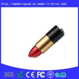 Promotion Gift Lipstick U Disk avec logo personnalisé librement