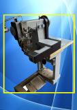 Zhenhu Marken-Doppelt-Nadel computergesteuerte Muster-lederne Nähmaschine