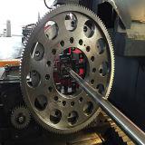Folha de câmara de ar do metal da fibra que processa a máquina de gravura da estaca
