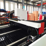 Металл стали углерода нержавеющей стали индустрии афиши обрабатывая оборудование вырезывания